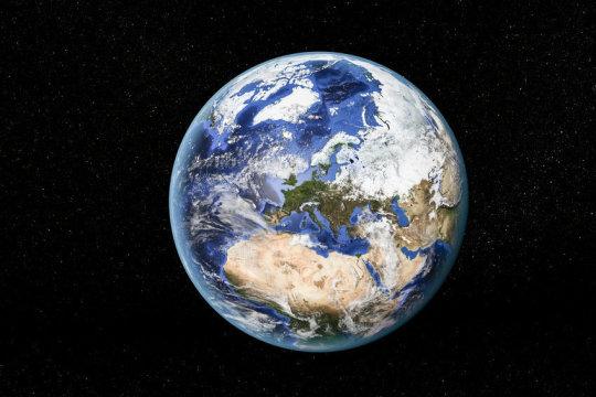 유니버시티 칼리지 런던의 연구자들이 주도하고 자연환경연구위원회의 연구비지원을 받은 연구에 의하면 1억 년에 걸쳐 바다와 대기중의 산소 농도가 증가하고 나서야 지금으로부터 6억년 전, 마침내 지구 상의 동물이 폭발적으로 생겨날 수 있는 산소 농도에 도달했다고 한다. Credit: © timothyh / Fotolia